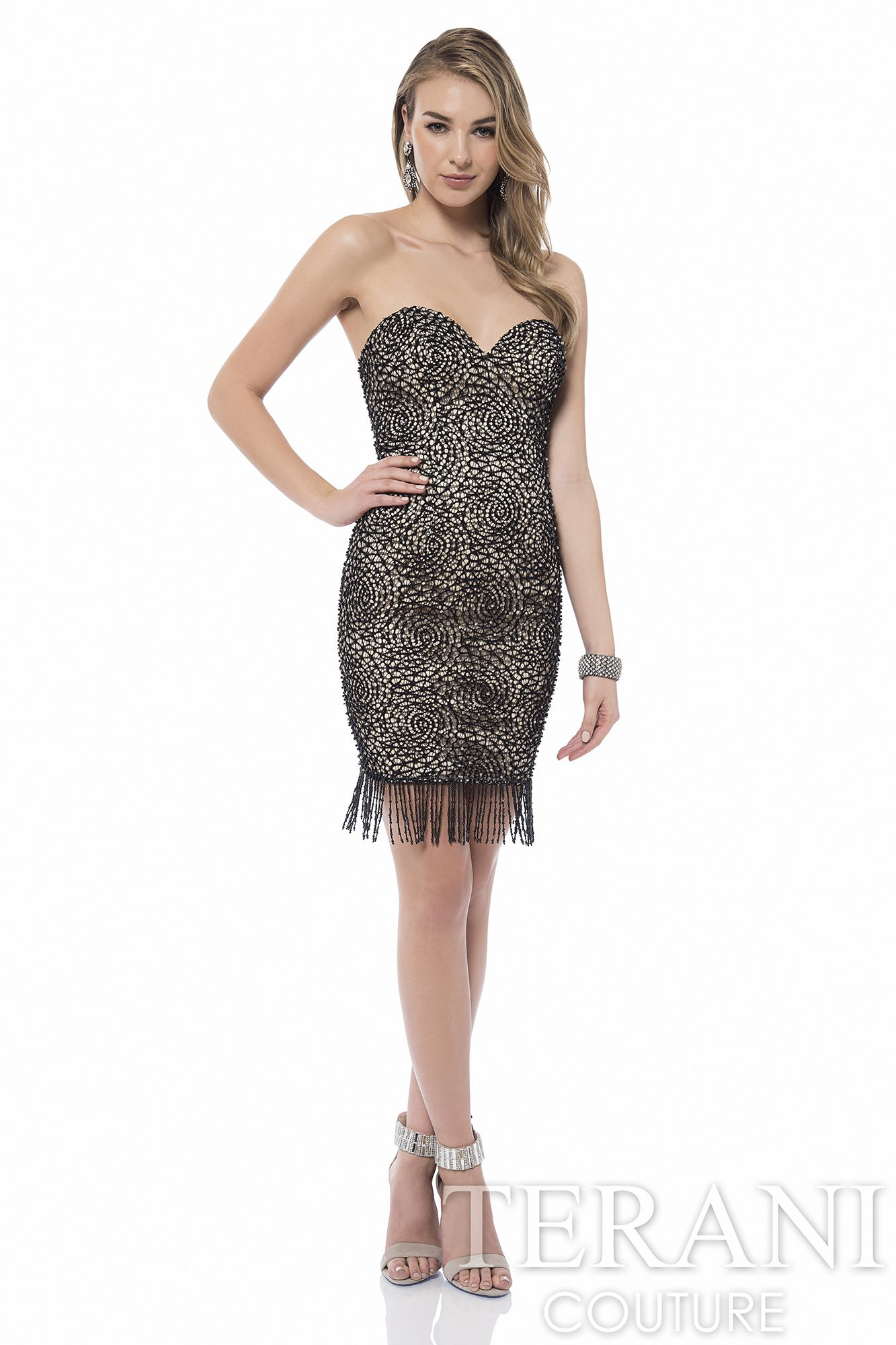 Terani Couture - 2016 Cocktail Dress Style: 1611C0029 #cocktail ...