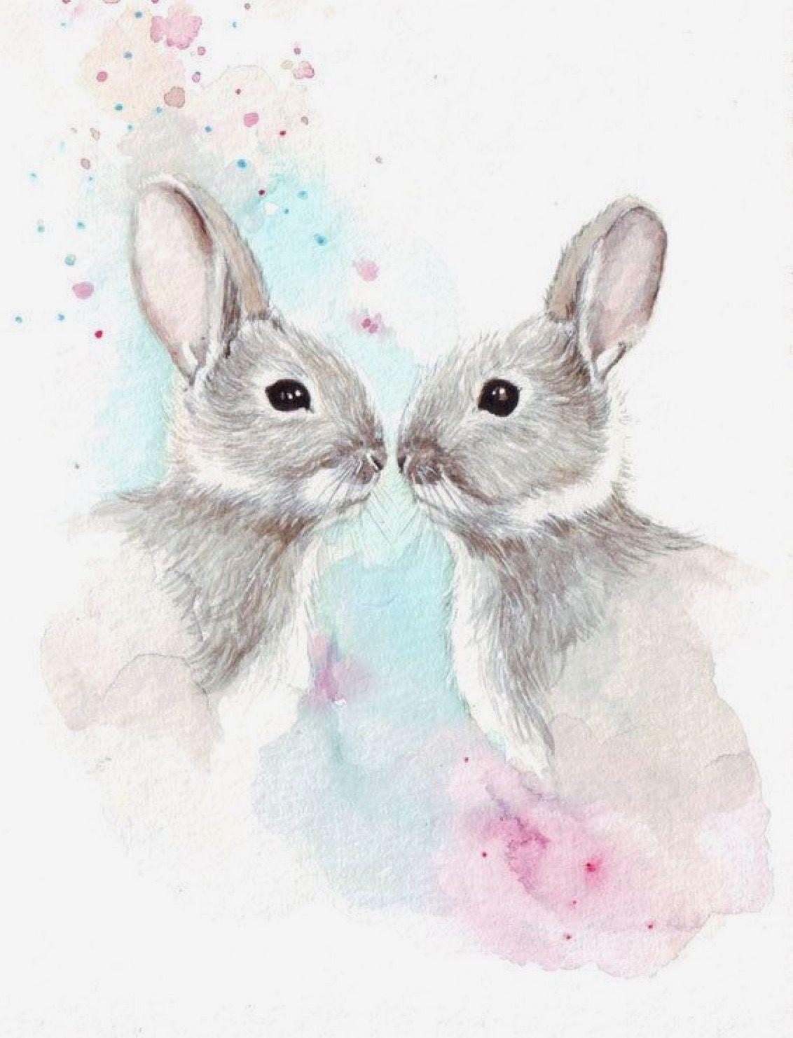 Image Du Tableau Easter Cards De Bridgette Knox Peintures