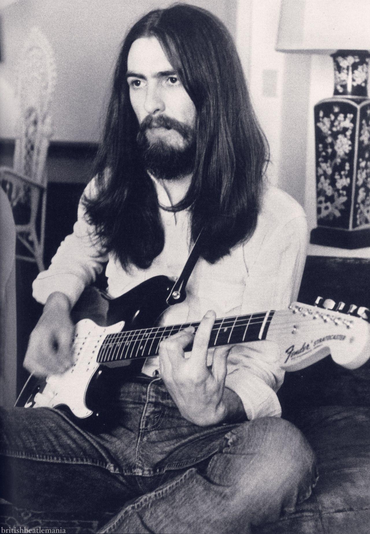 A day gone by..... YUM.....George Harrison
