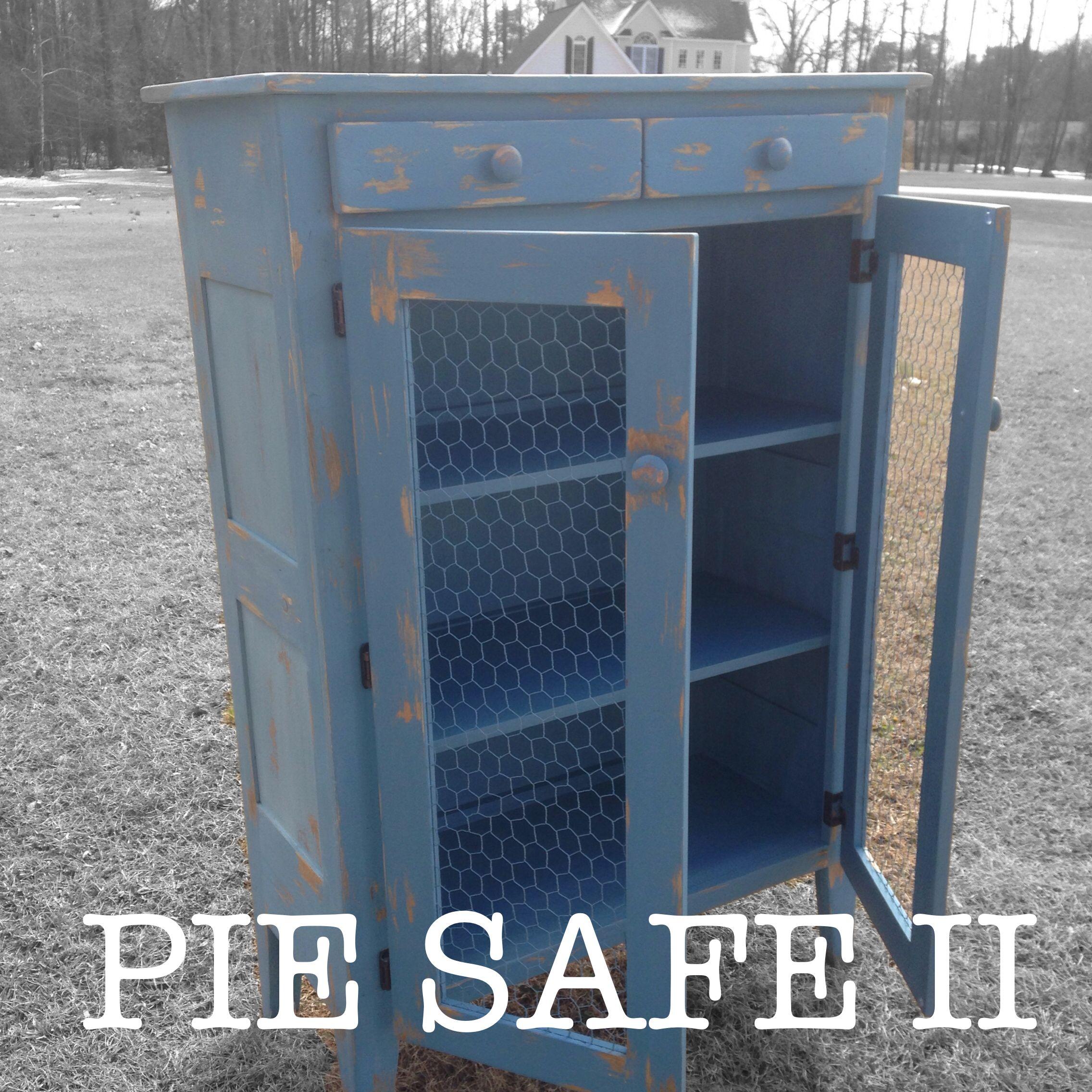 Chicken Wire Kitchen Cabinet Doors: Pie Safe With Chicken Wire Door Inserts