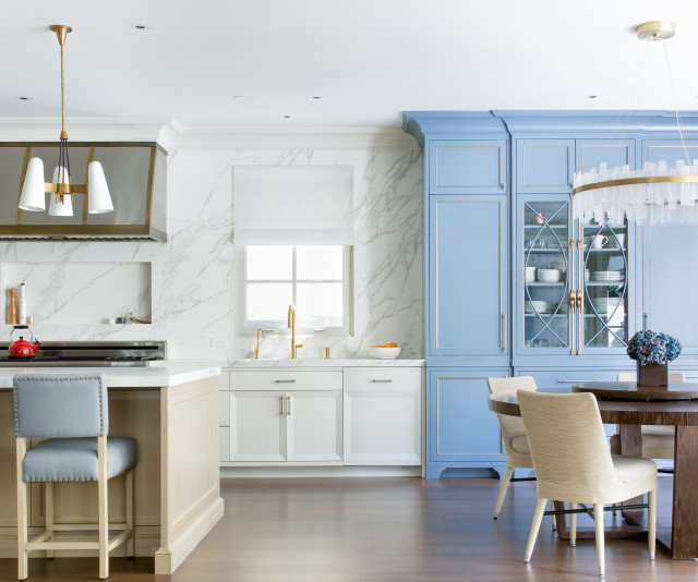 Pin On Kitchens, Are Two Tone Kitchen Cabinets In Style 2020