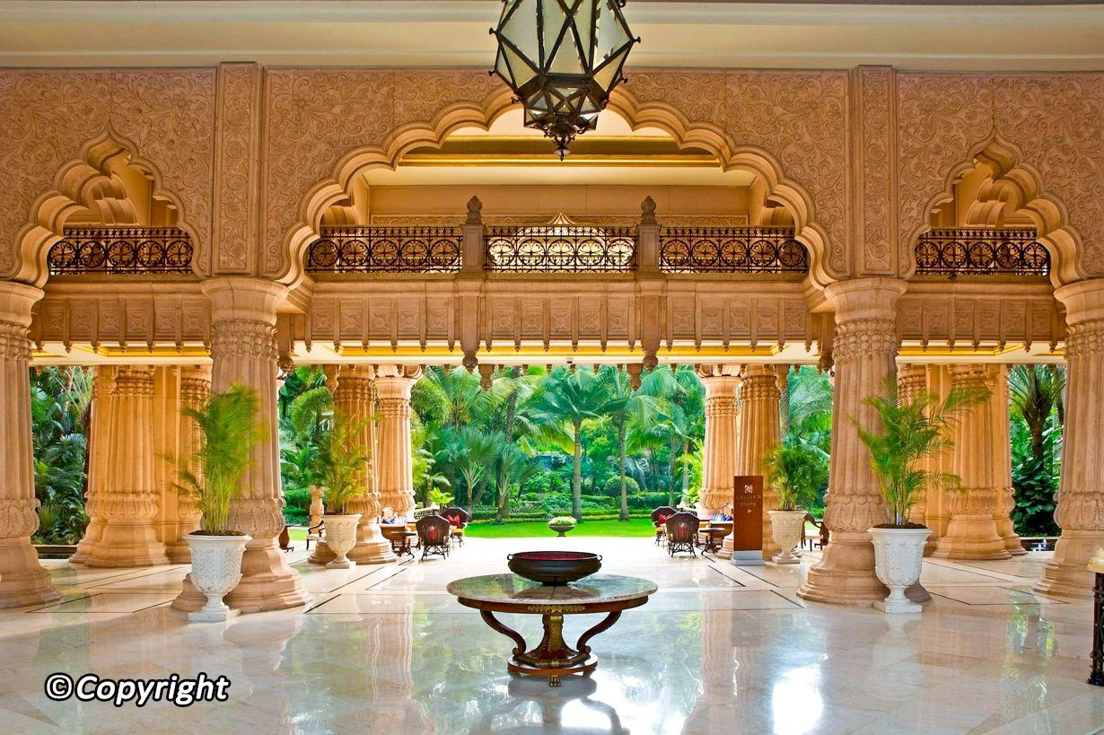 Leela Palace City hotel, Palace hotel, Best cities