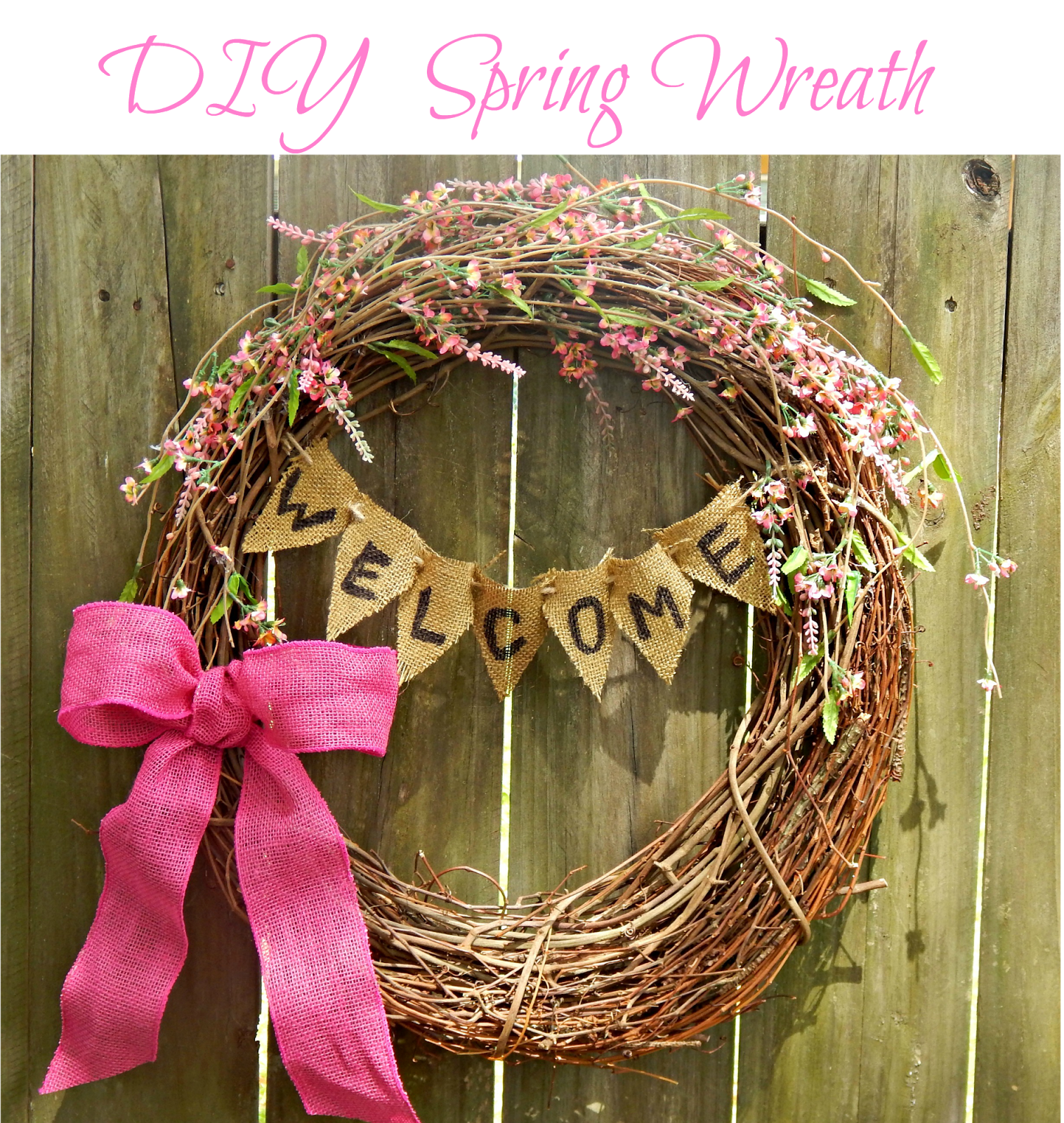 Diy Spring Wreath Beautiful Spring Wreaths And Mom