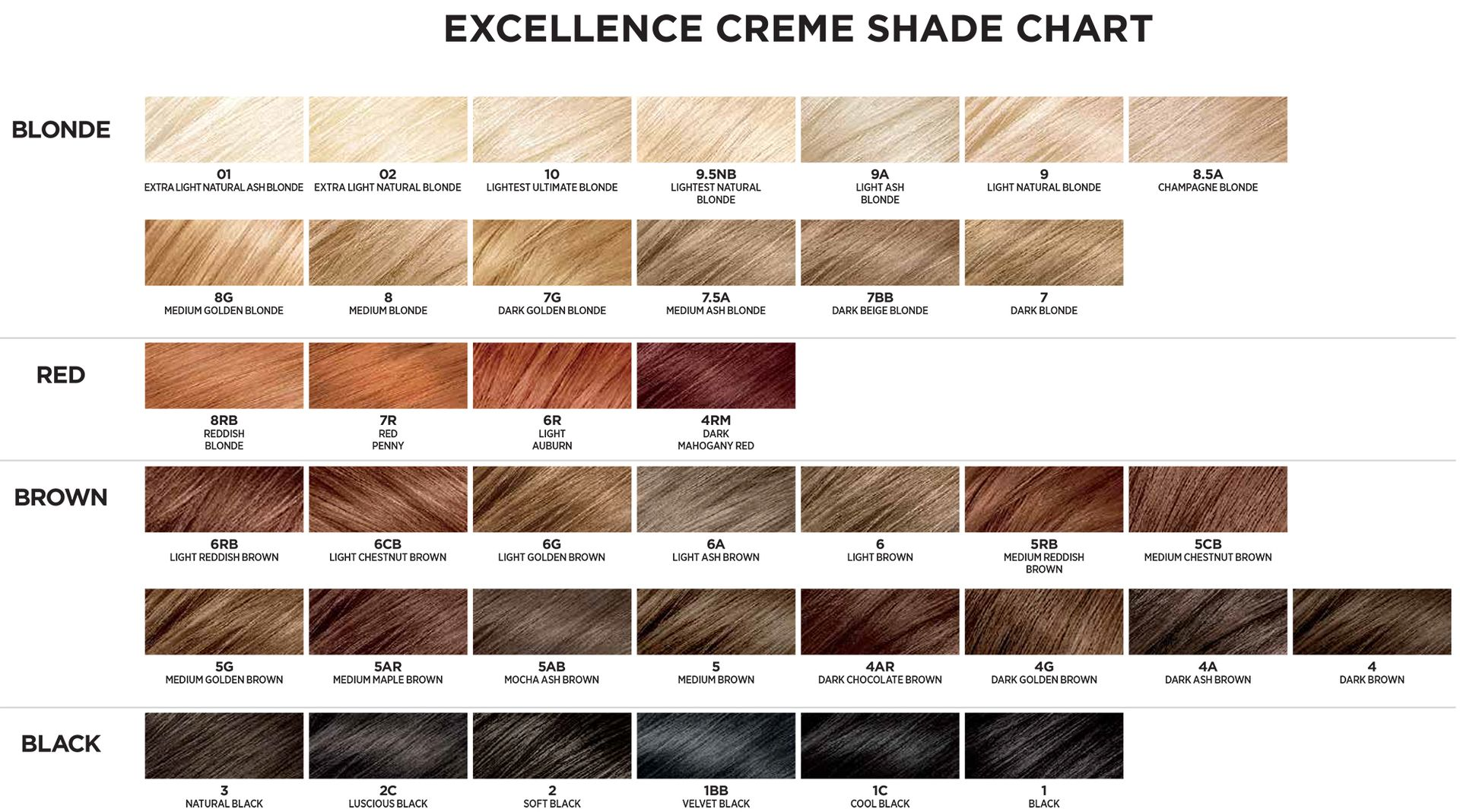 Aveda Hair Color Chart Full Spectrum In 2020 Hair Color Chart Loreal Hair Hair Color Dark