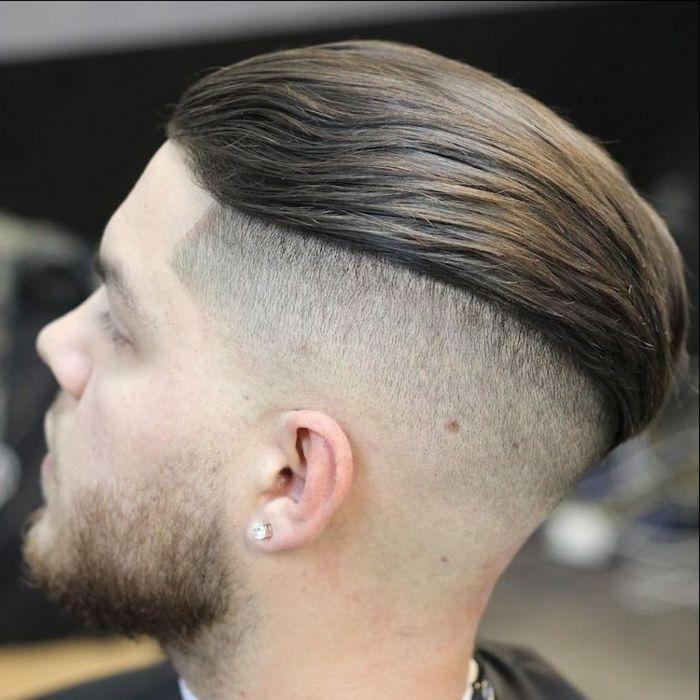 Cortes de pelo para hombres peinado hacia atras peinado for Peinado hacia atras hombre