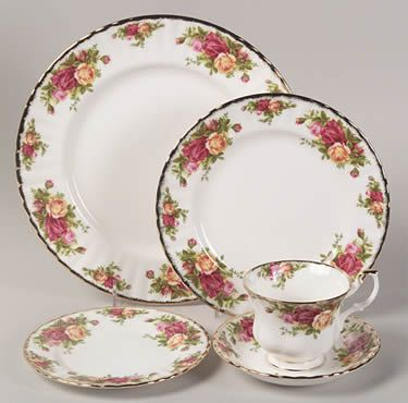 Old China Patterns dinnerware patterns |  the most popular fine bone china