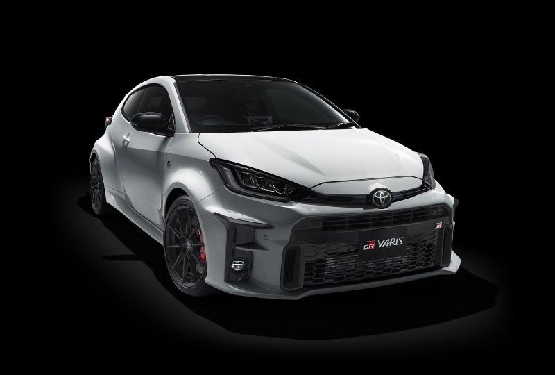 2021 Toyota Gr Yaris V6 Wallpaper Wallpaper Grab Wallpapers