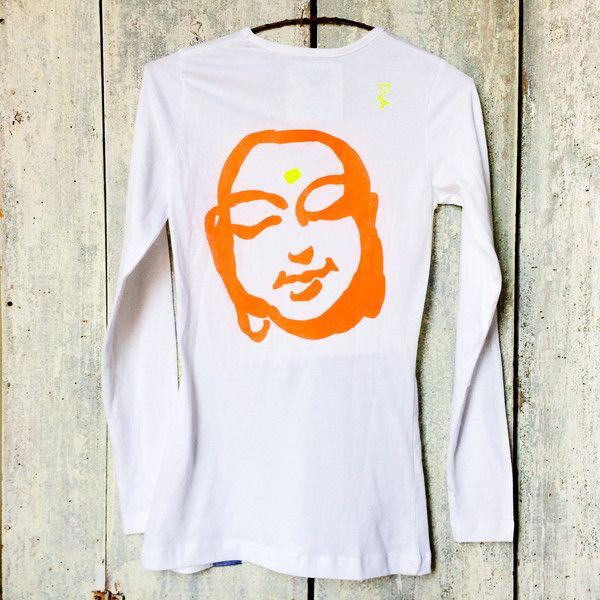017748ce Buddha | Lovbird Living Warm Grey, Cap Sleeves, Organic Cotton, Buddha, Crew