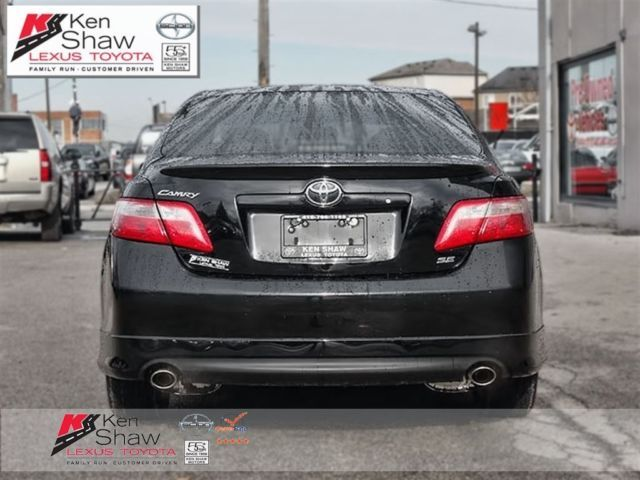 2007 Toyota Camry Se V6 Used Cars Trucks City Of Toronto Kijiji