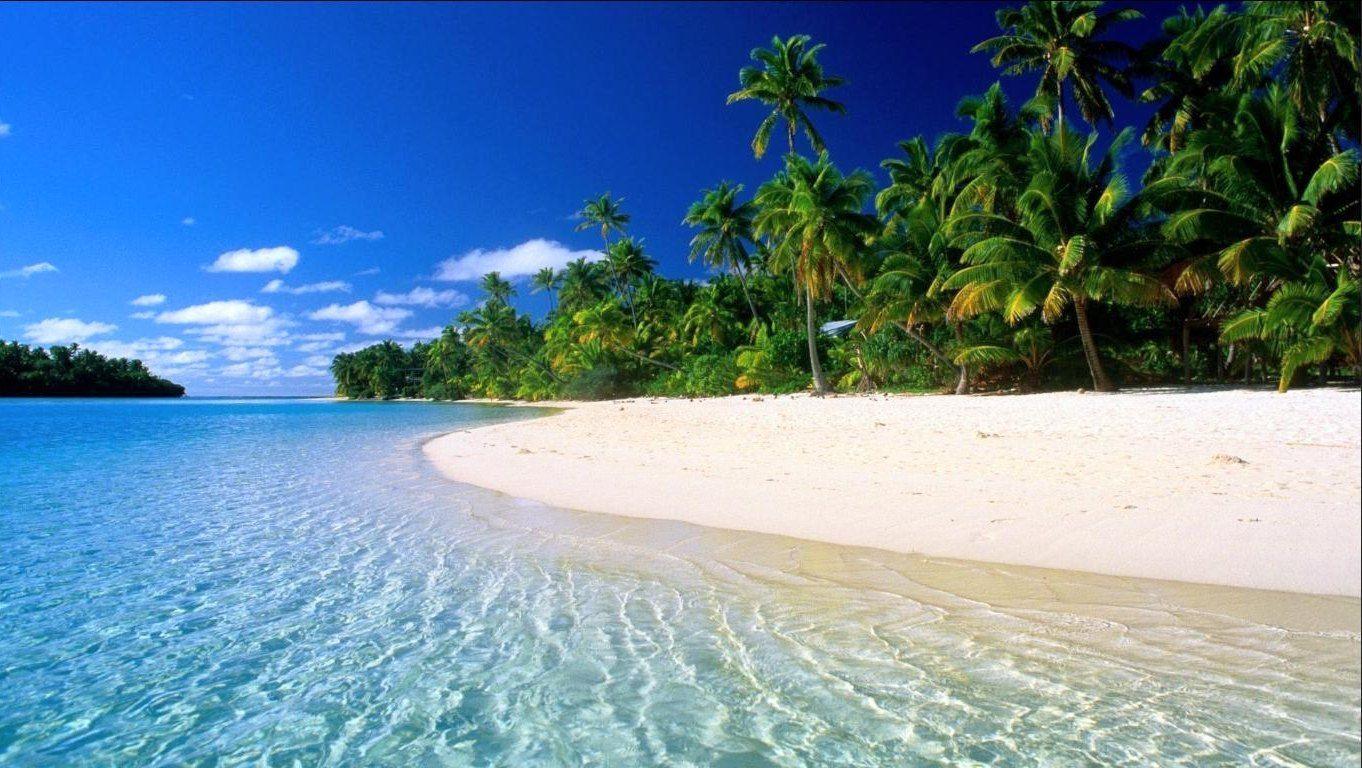 Gambar Pemandangan Pantai Yang Indah Pemandangan Pantai Di Pantai