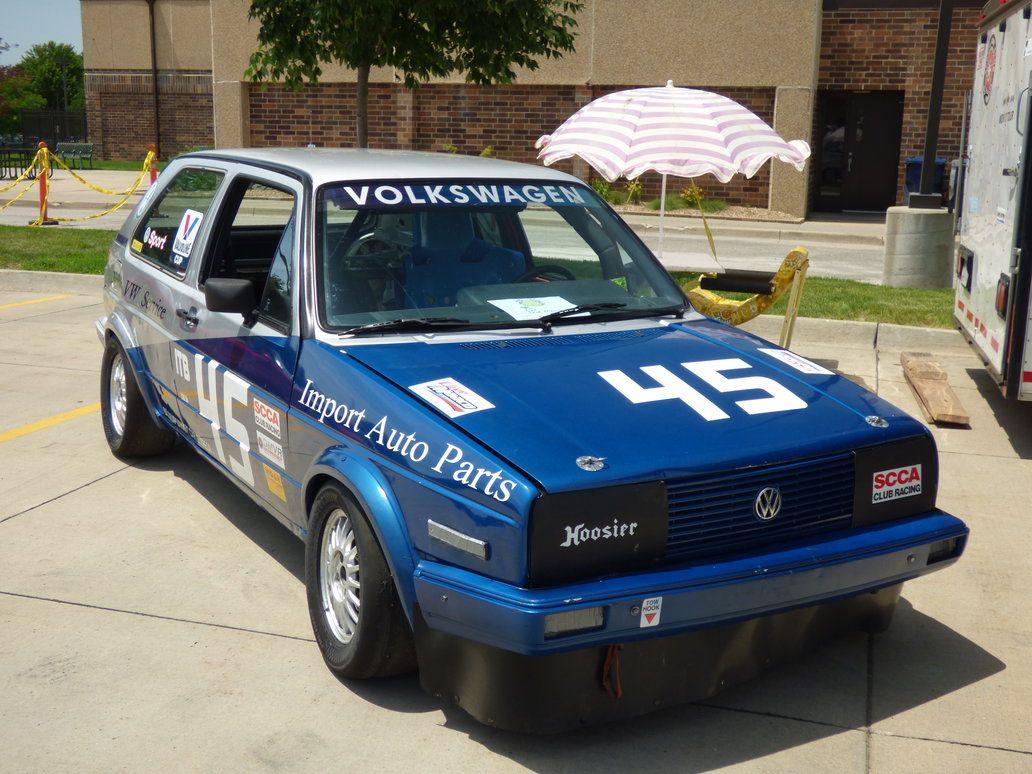Vw Golf Rally Car Mk2 | Volkswagen Golf | Pinterest | Rally car ...
