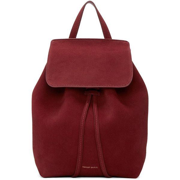 mini drawstring backpack - Brown Mansur Gavriel Buy Cheap Popular Largest Supplier 2018 New Sale Online Free Shipping Get To Buy 1pBgeuUW