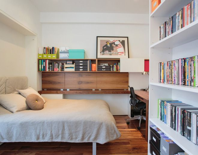 Houzz Tour: Clever Storage Ideas From a Manhattan Duplex ...