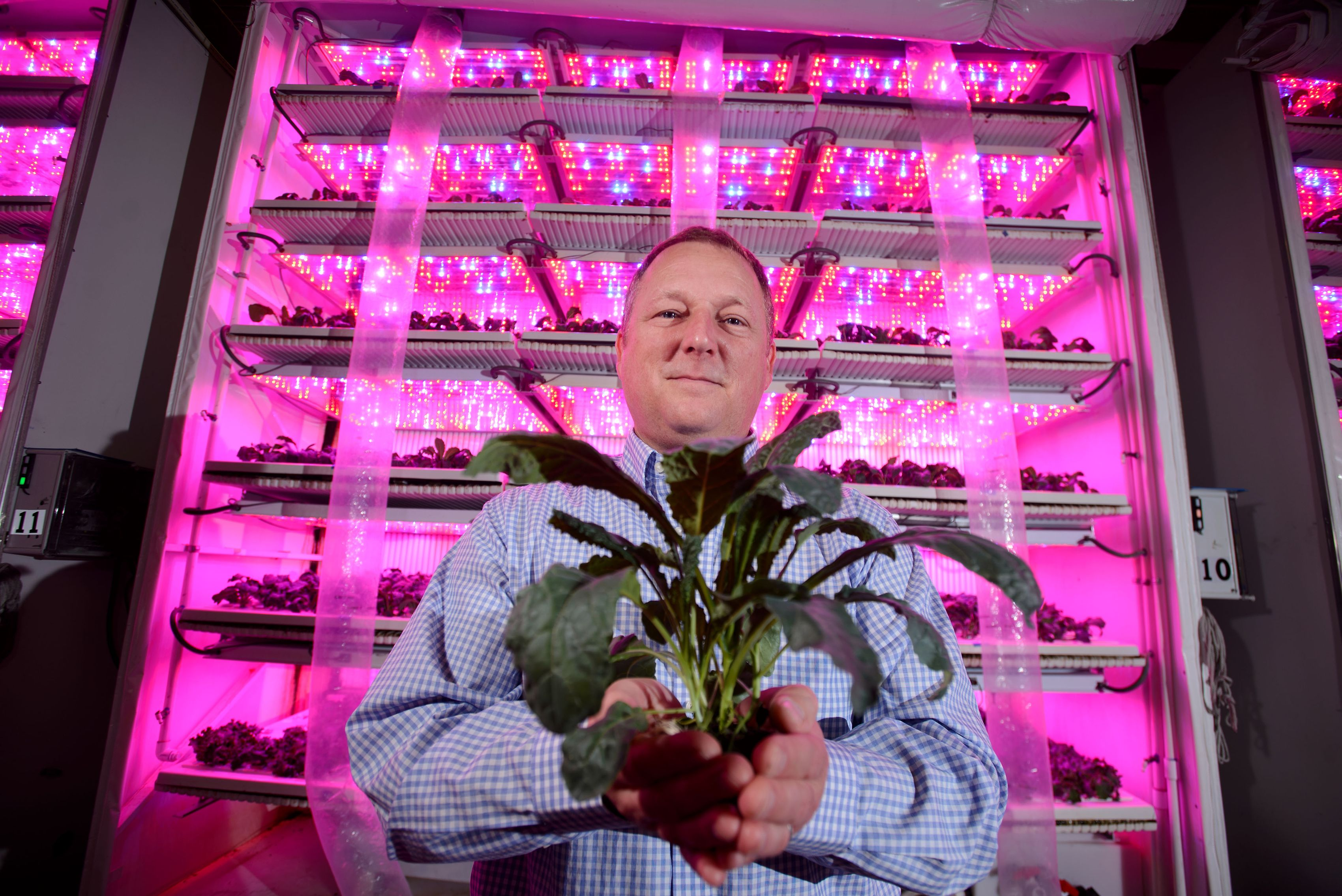 Our fearless founder and CEO, Steve Fambro, photo'd by OC Register.
