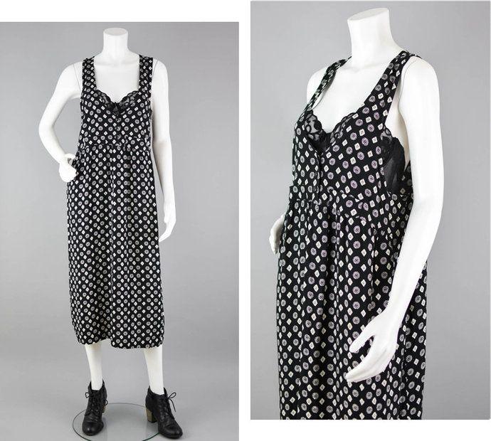 e6e44bd3c37 90s Jumper Dress Vintage