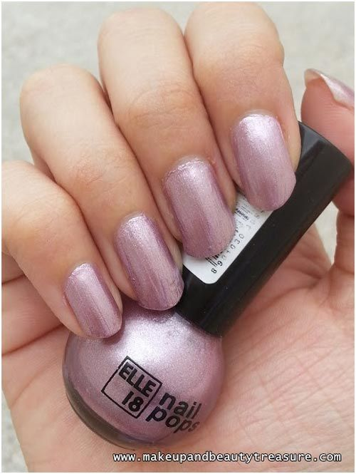 10 Best Elle 18 Nail Polish Shades - 2019 Update | Re-Pin Nail ...