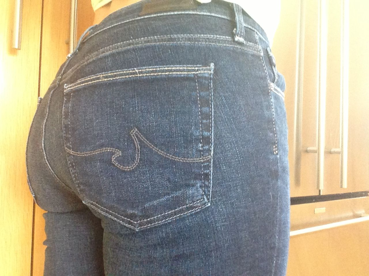 Jeans For Girls With Big Butts