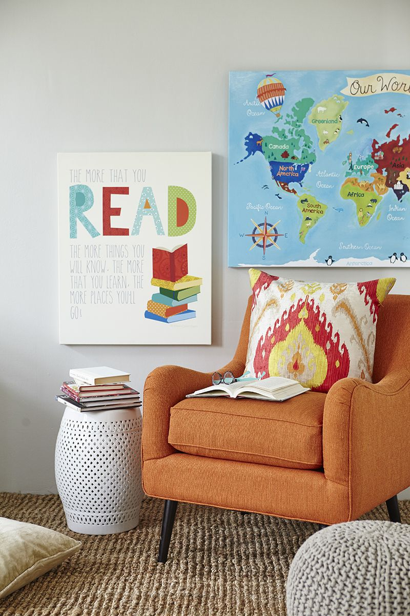 A Reading Nook Is A Fun Way To Nurture A Love Of Books Bonus