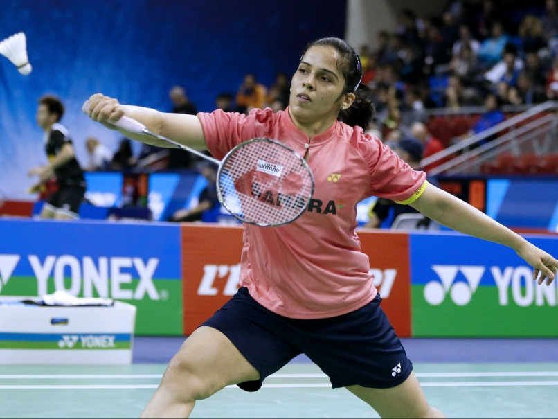 Saina Nehwal Loses Intanon Bows Out Of French Open Super Series Wnews24x7 Match Of The Day Sports Badminton League