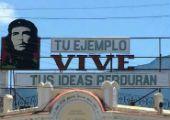 Che's Living Presence, Cienfuegos, Cuba. Photo by Amy Lind & Lourdes Martínez-Echazábal.