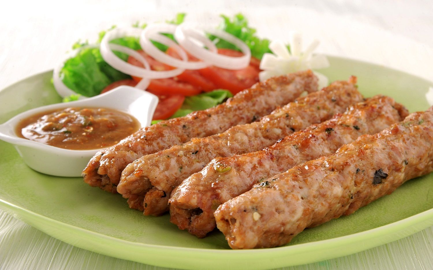 Halal Food Delivery From The Best Restaurants In Hk Beef Seekh Kabab Recipe Kebab Recipes Recipes