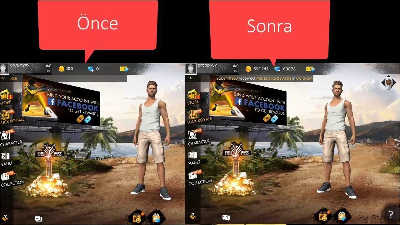 Free Fire Hile 2018 Free Fire Elmas Hilesi Ve A La Msa Zla K Hilesi Ios Android Games Ps4 Diamond Free Hack Free Money Game Development Company