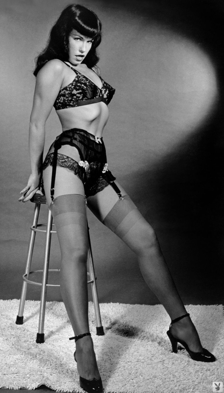 Bettie Page Hd bettie page playboy playmate january 1955 | �����, �����