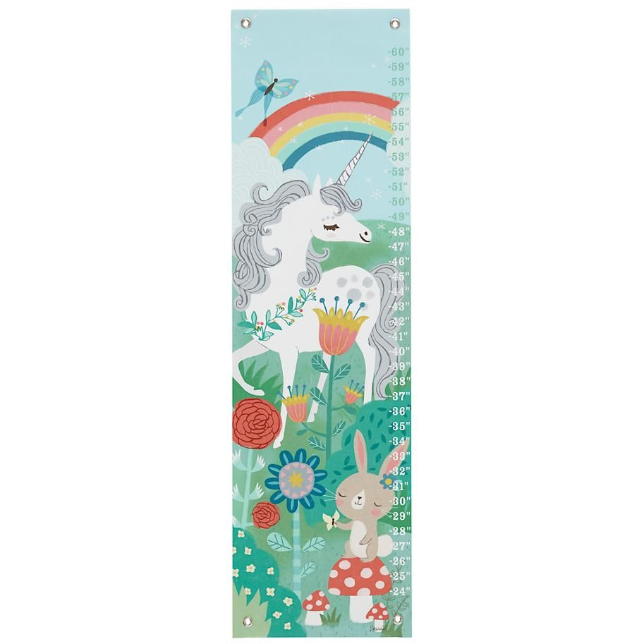 unicorn in the garden growth chart in growth charts the land of nod sarah walsh colin. Black Bedroom Furniture Sets. Home Design Ideas