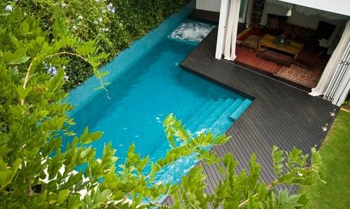 Modern Pool Design, Pictures, Remodel, Decor And Ideas   Page 42 · Small  Swimming ...