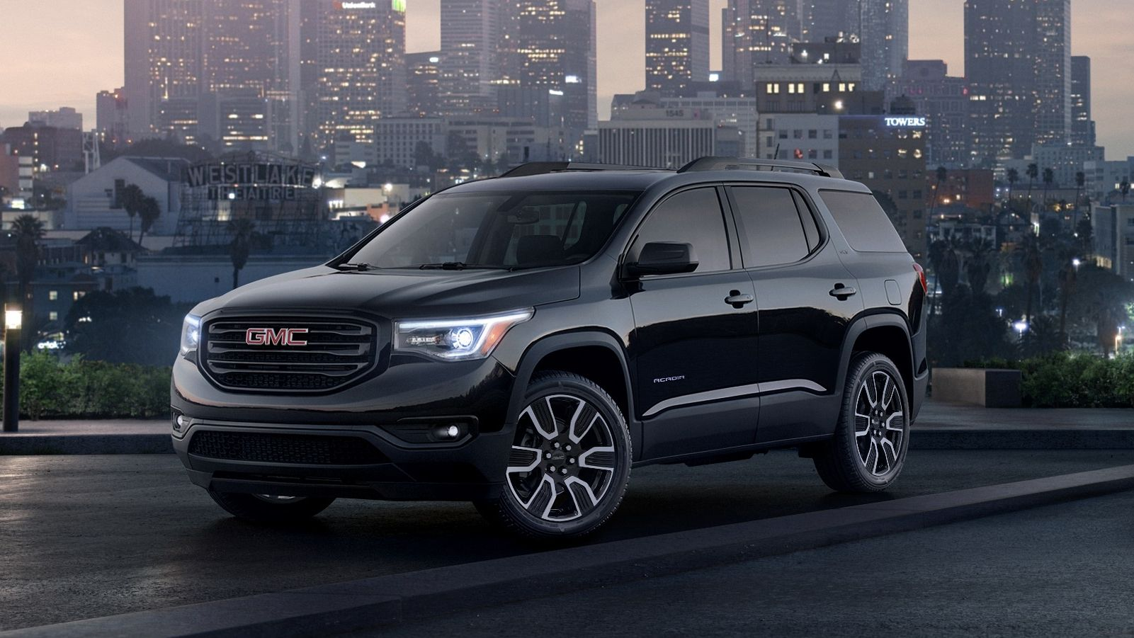 2019 Gmc Acadia Black Edition Top Speed Gmc Terrain Gmc Acadia Denali