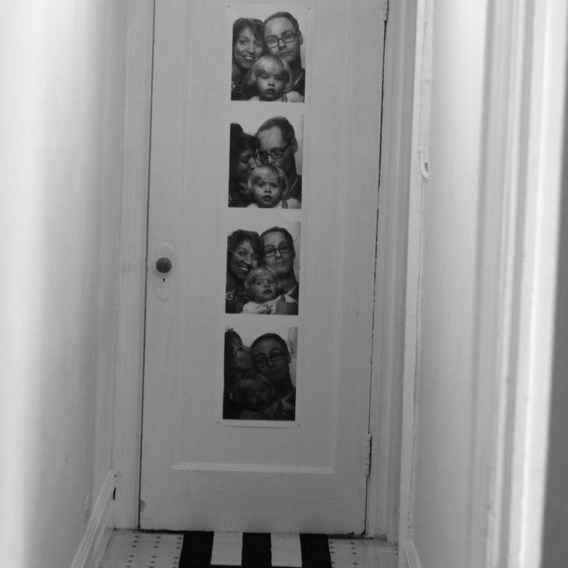Cheap Bathroom Wall Decor: Cheap Art - Simply Line Up Four 8x10 Enlargements.