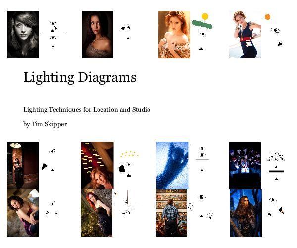 lighting diagrams by tim skipper arts photography blurb books rh pinterest com Photography Lighting Diagrams Architecture Diagram Lighting