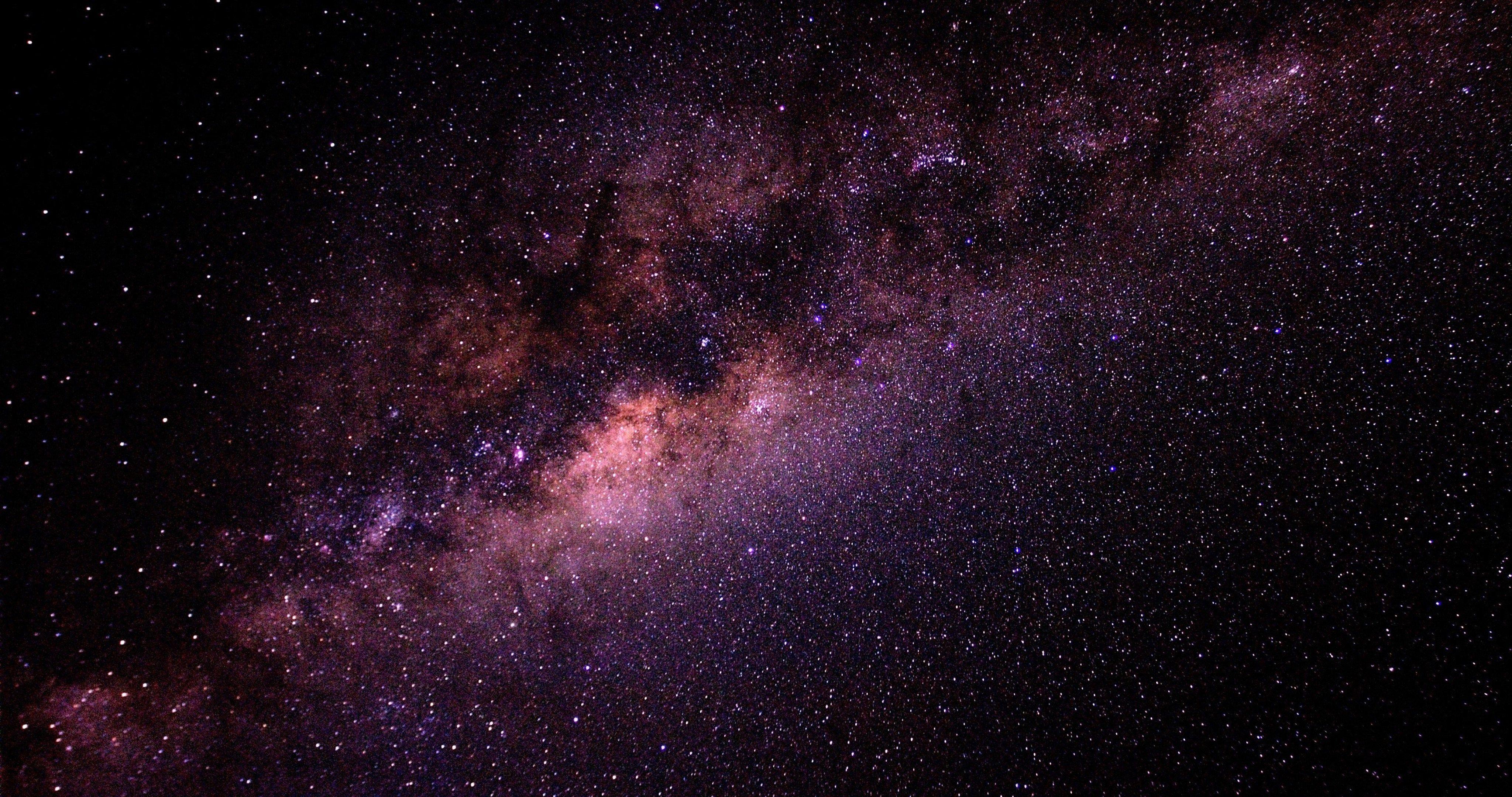 4k Galaxy Wallpaper 62 Images: Purple Galaxy 4k Ultra Hd Wallpaper