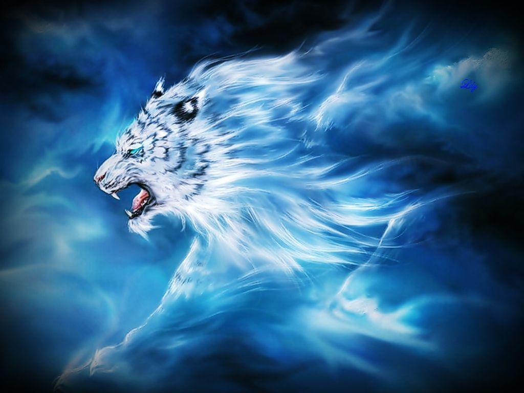 Mystical Pics Free Mystic Tiger Wallpaper Download The Free