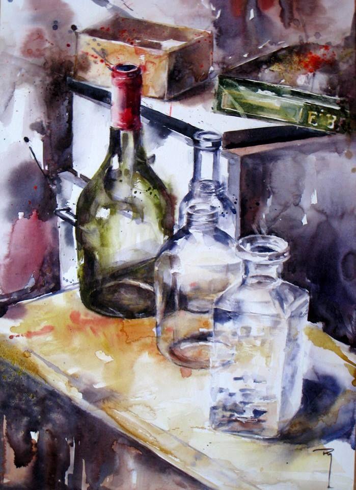 Watercolour Paintings 9 Watercolor Paintings Watercolor