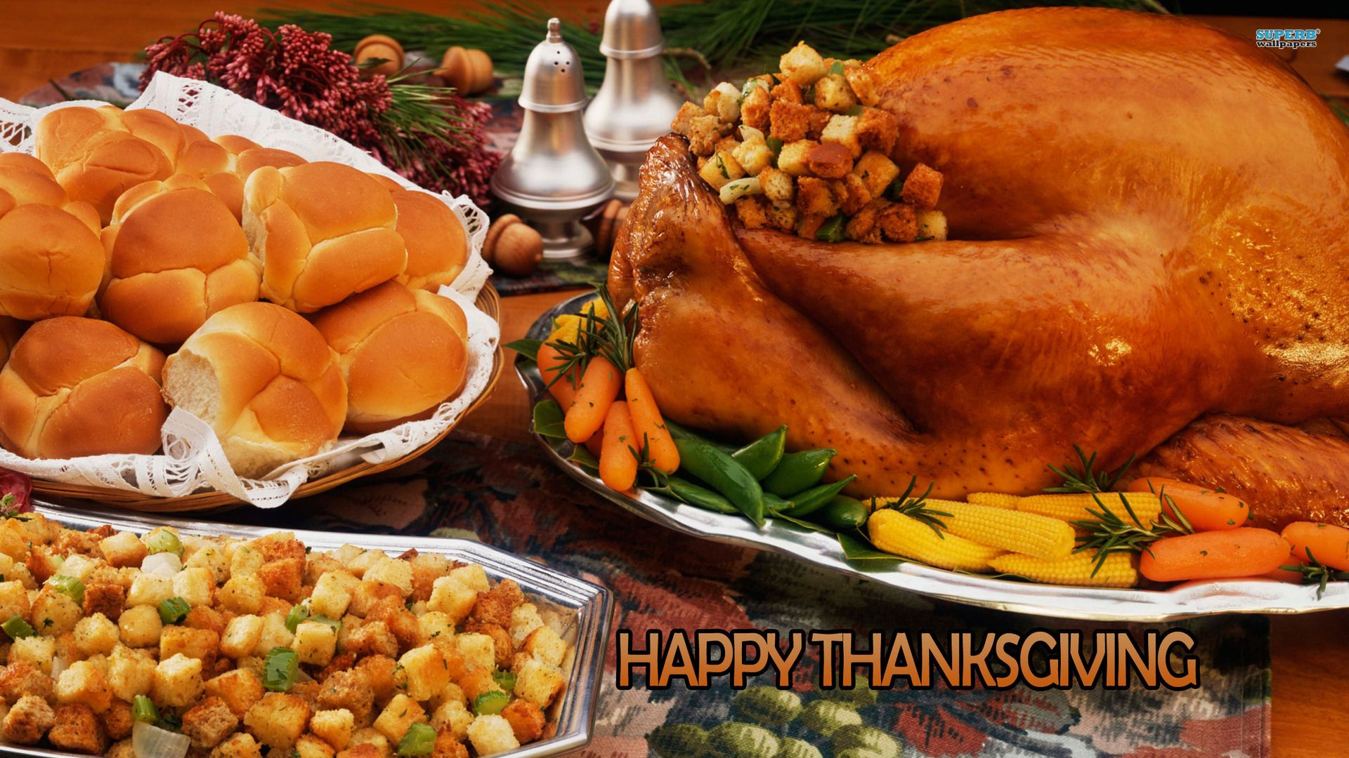 Happy Thanksgiving Wallpaper Happy Thanksgiving