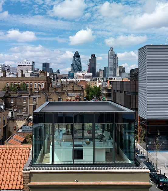 City Roof Terrace Architecture Roof Architecture My Dream Home