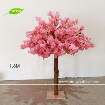 Gnw Bls1605001 Superior Quality High Similation Cream Pink Cherry Blossom Tree No Leaf For Wedding D Pink Cherry Blossom Tree Blossom Trees Cherry Blossom Tree