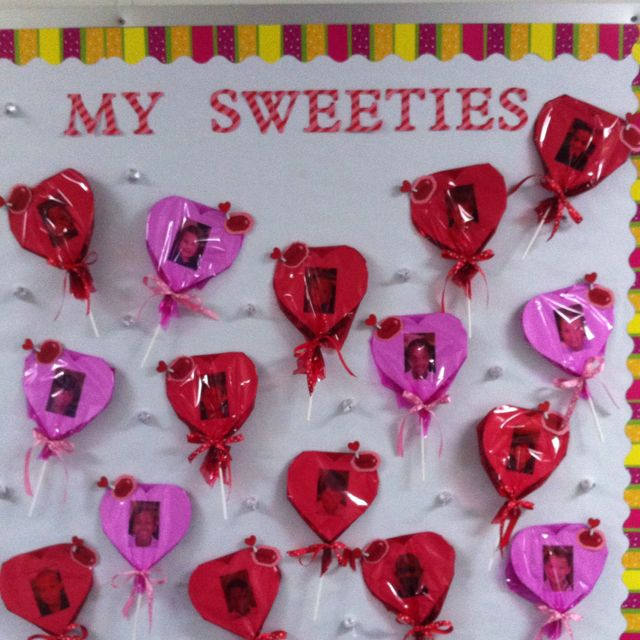 Valentineu0027s Board Decoration Ideas | My Valentineu0027s Day Board | Ideas For  My Classroom.