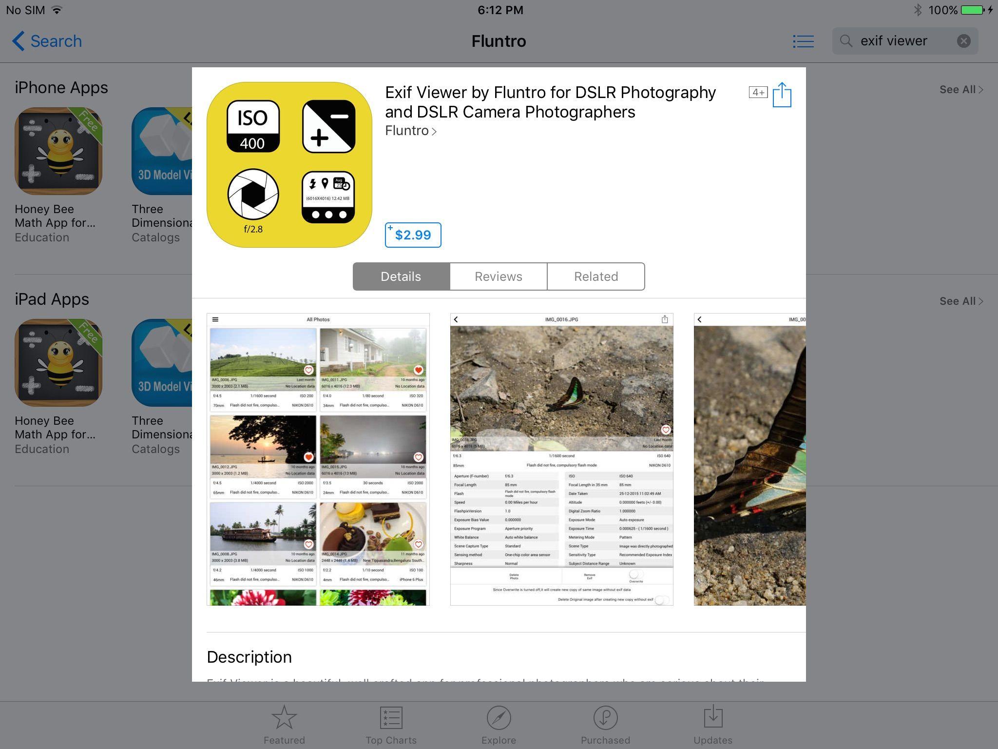 Pin by Exif Viewer on Exif Viewer App screenshots | App