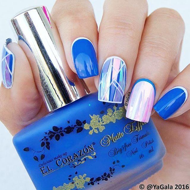 Дизайн ногтей yagala