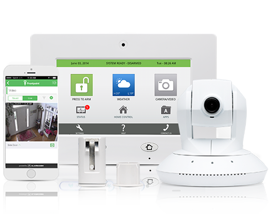 Frontpoint Security Information Home Security Systems Diy Home