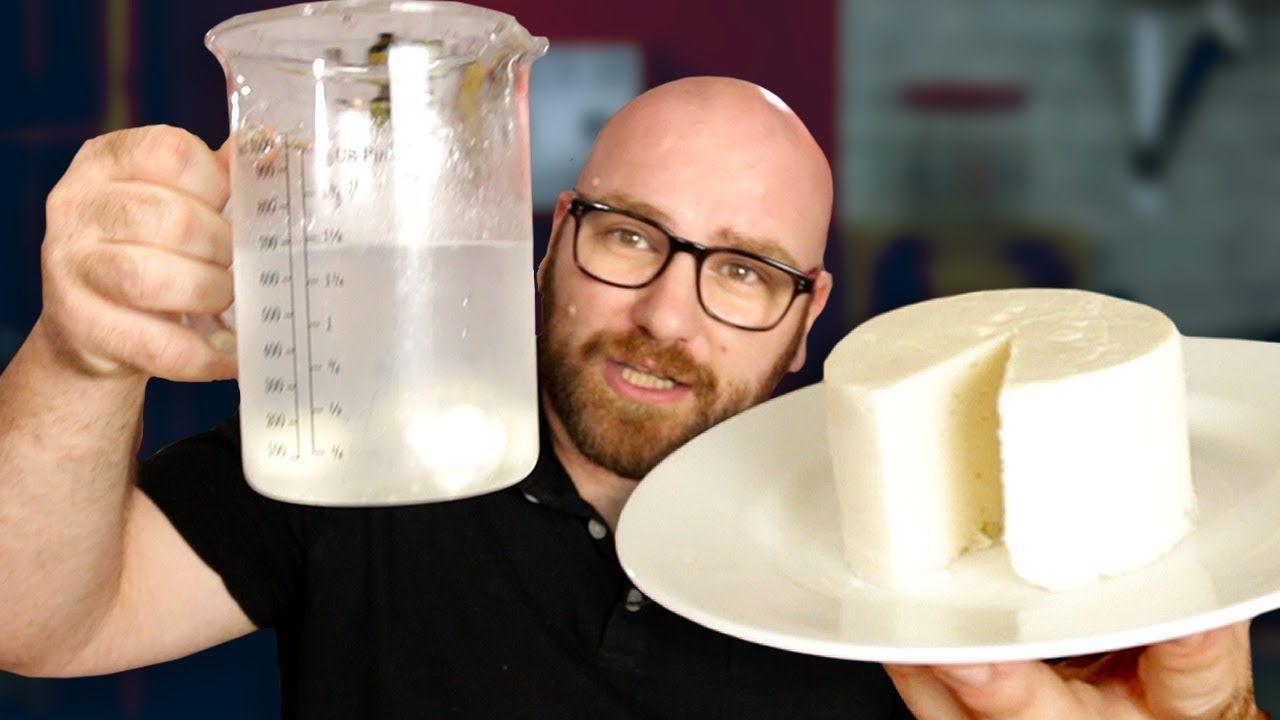 The 1 Ingredient To Make Vegan Mozzarella Taste Like Real Cheese Youtube In 2020 Vegan Mozzarella Vegan Vegetarian Gluten Free Real Cheese