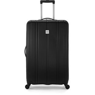 Buy Revelation By Antler Molohai Large 4 Wheel Suitcase - Black at ...