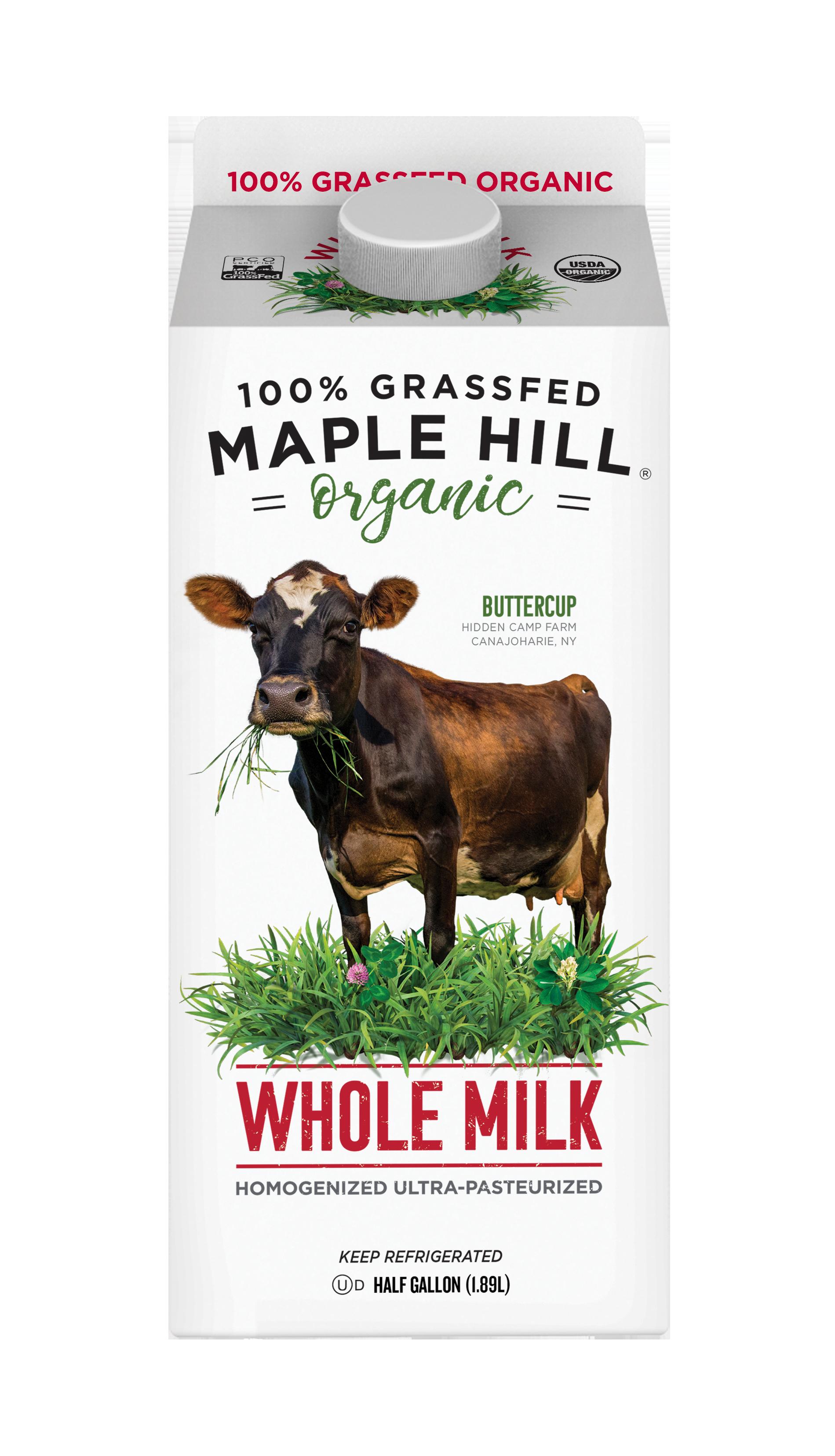 Milk Maple Hill Grass Fed Milk Maple Hill Grass Fed Yogurt