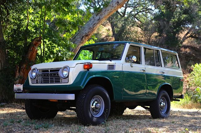 the toyota fj55 land cruiser was produced from 1968 \u2013 1979 the most