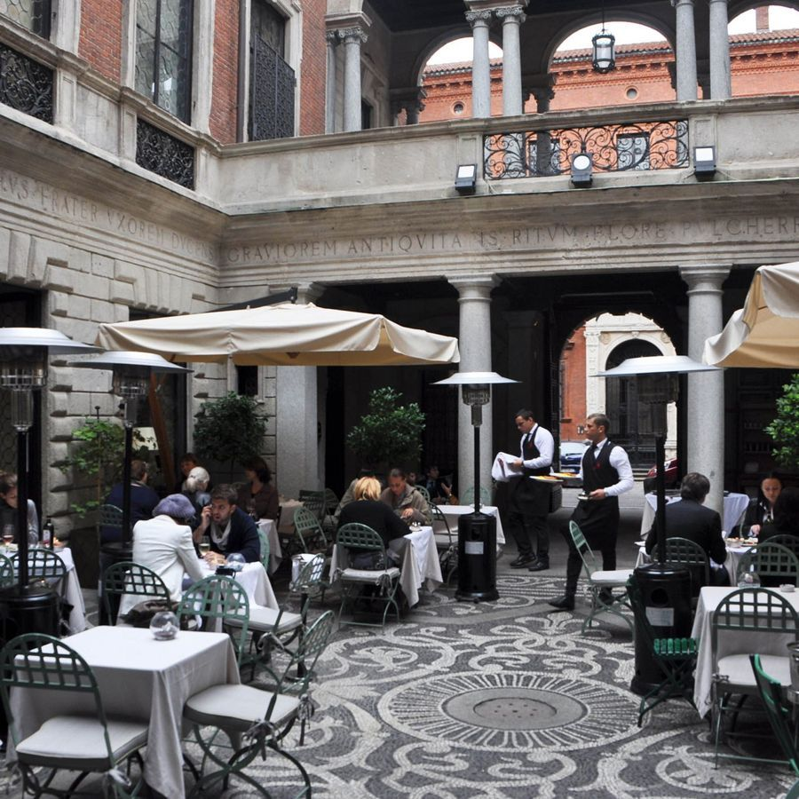 The Best Restaurants In Milan Italy Cn Traveller