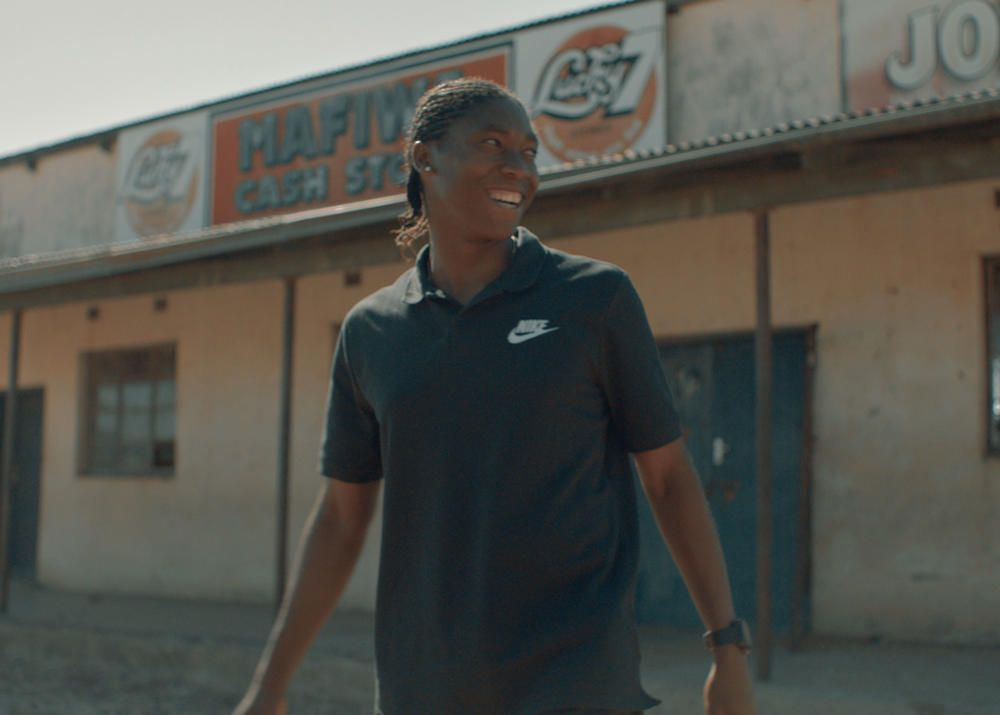 Watch Caster Semenya Return Home Female Athletes Nike Trends Young Athletes