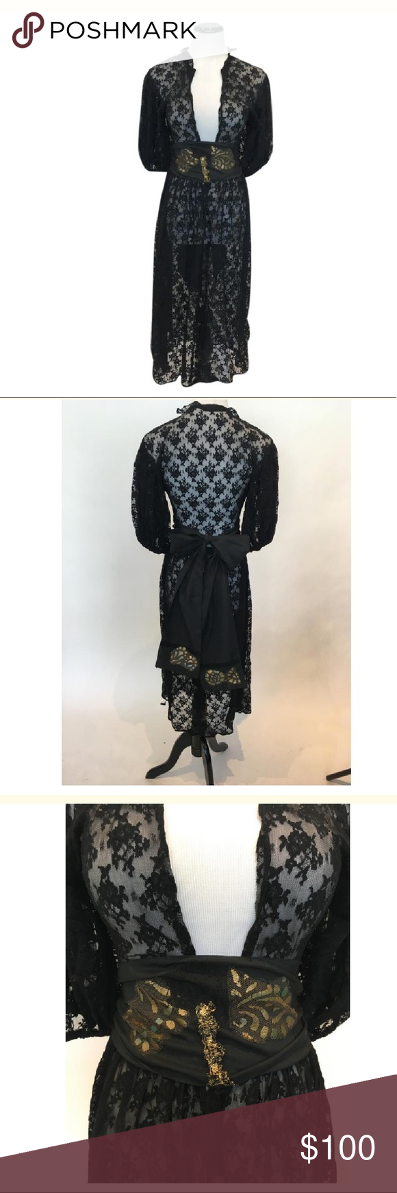 Bergdorf goodman black lace dress lace long dresses lace dress