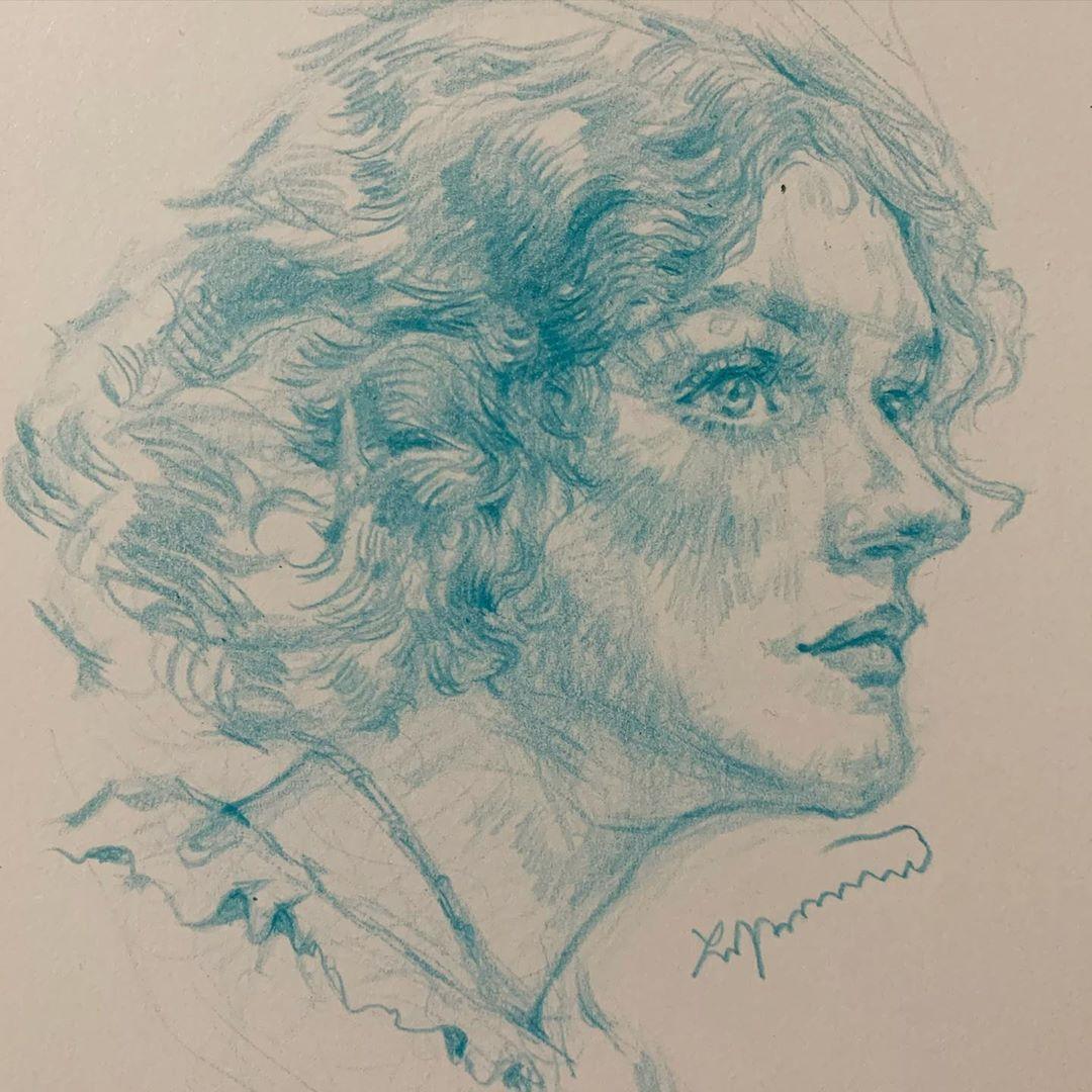 """Saera on Instagram: """"Goodnight  #artist #drawing #doodle #instaart #art #artstagram #드로잉"""""""